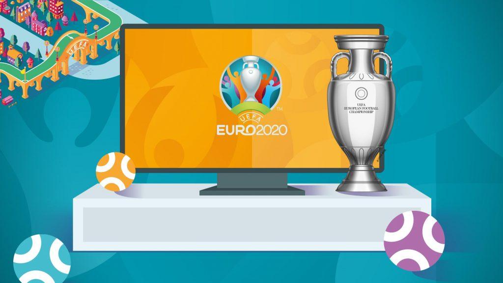 The European Football Championship 2020