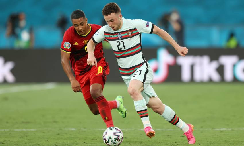 Jota bids farewell to Euros as Portugal loses 16 teams