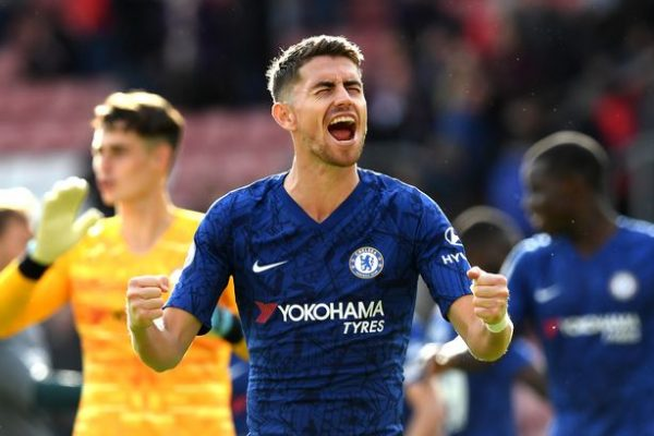 Agent reveals Jorginho is eager to return to Italian football. Jorginho's personal agent Joao Santo has hinted that the player in view may return to Italy soon